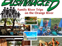 Family River Trips on the Orange River